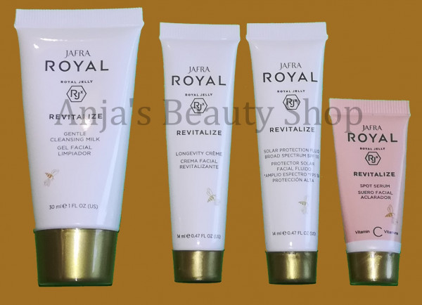 Royal Revitalize Ritual Reise Set