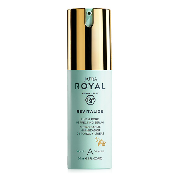 JAFRA ROYAL Revitalize - Fältchen- und Porenverfeinerndes Serum / Line & Pore Perfecting Serum- 30 m