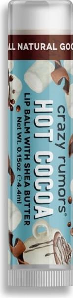 CRAZY RUMORS Hot Cocoa Lippenbalsam / Lip Balm