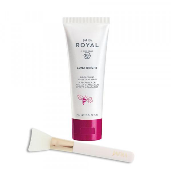 ROYAL Luna Bright Tonerdenmaske für strahlende Haut / Brightening White Clay Mask