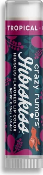 CRAZY RUMORS Hibiskiss Lippenpflege plus Farbe - Farbton Tropical