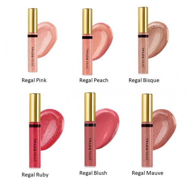 ROYAL Brillanter Lip Gloss mit Royal Jelly RJX