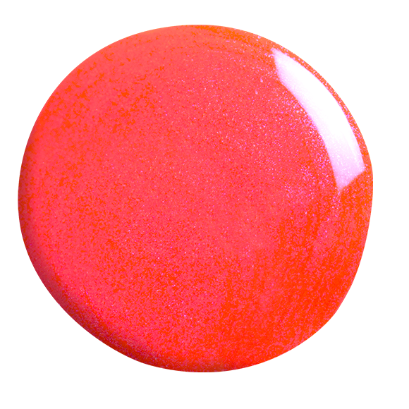 51267 - Beyond Briliant Gel Nagellack Orange Jolt