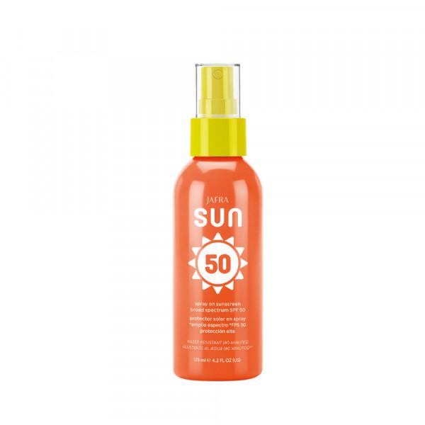 JAFRA SUN - Sonnenschutz Körperspray SPF 50