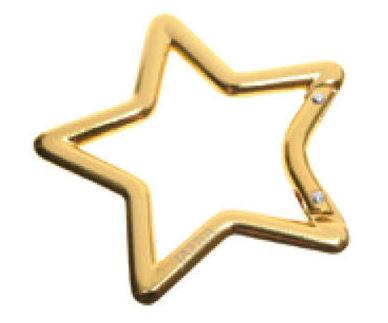 Stern Schlüsselanhänger