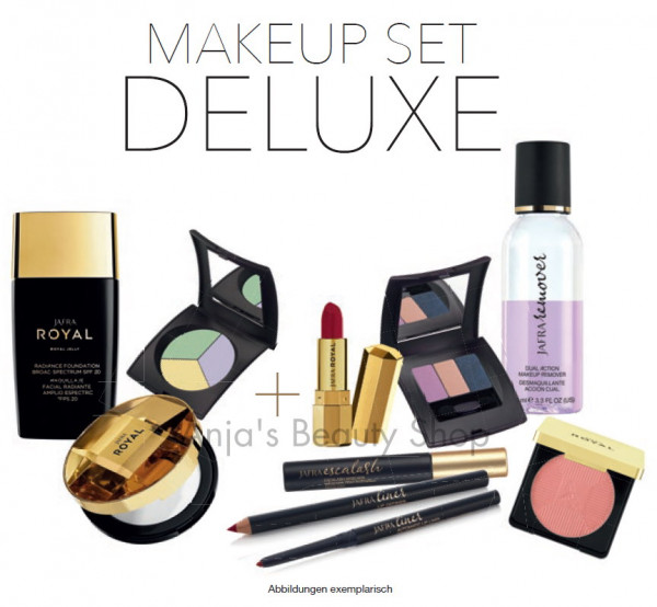 Make-Up Set Deluxe - 10 Artikel nach Wahl