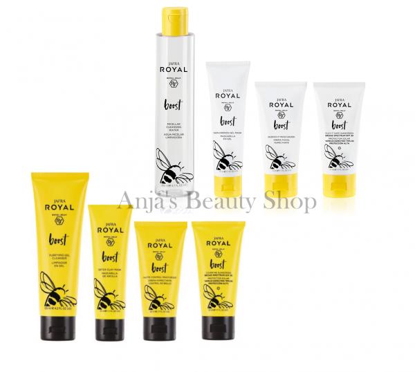 JAFRA ROYAL Boost BASIC Set - 4 Produkte