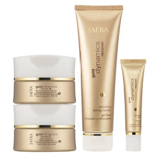 JAFRA Gold Basic Set - 4 Produkte