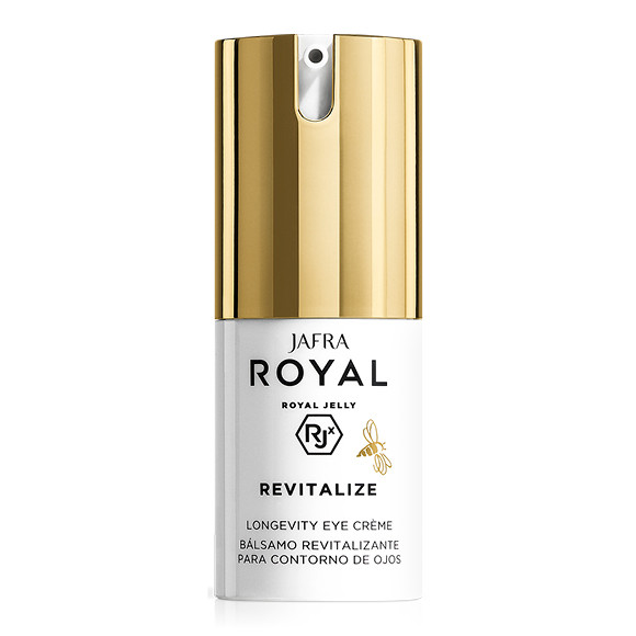 JAFRA ROYAL Revitalizel - Vitalisierende Augenpflege / Longevity Eye Crème - 15 ml