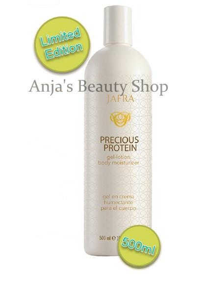 *Limited Edition* PRECIOUS PROTEIN Reichhaltige Feuchtigkeitsspendende Gel-Lotion / Gel Lotion Body Moisturizer -500 ml