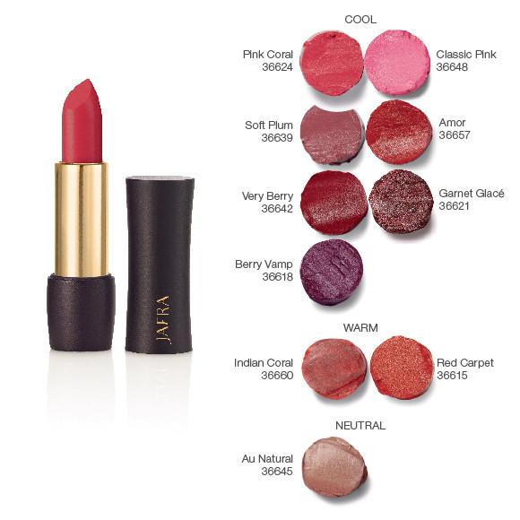 JAFRA Lippenstift mit hoher Deckkraft - Langanhaltende Farbe