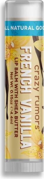 CRAZY RUMORS French Vanilla Lippenbalsam / Lip Balm-Copy