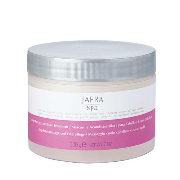 JAFRA SPA - Kopfhautmassage & Haarpflege