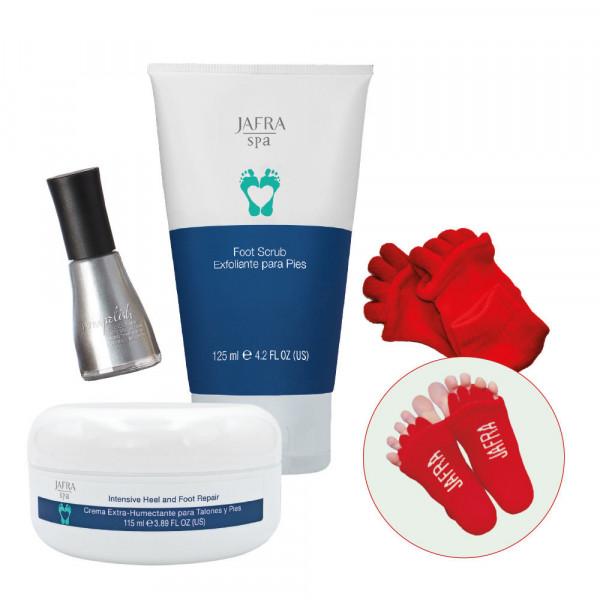 Christmas Foot Care Set - 3 Produkte