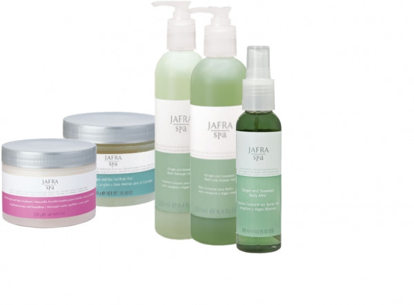 Deluxe SPA SET  - 5 Produkte