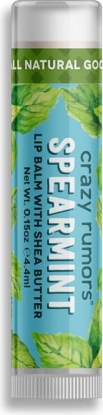 CRAZY RUMORS Spearmint Lippenbalsam / Lip Balm