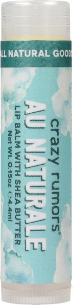 CRAZY RUMORS Au Naturale Lippenbalsam / Lip Balm