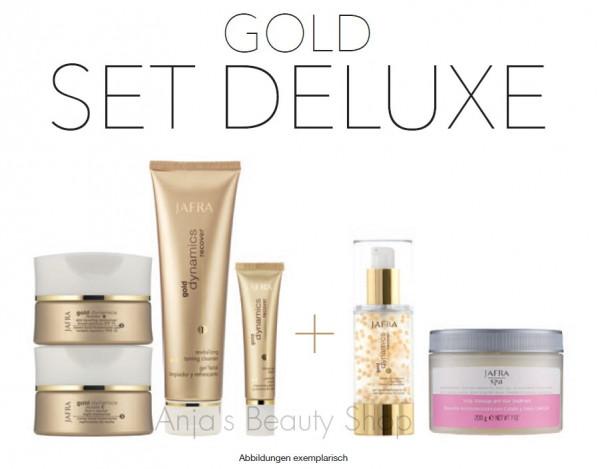JAFRA Gold DeLuxe Set - 6 Produkte