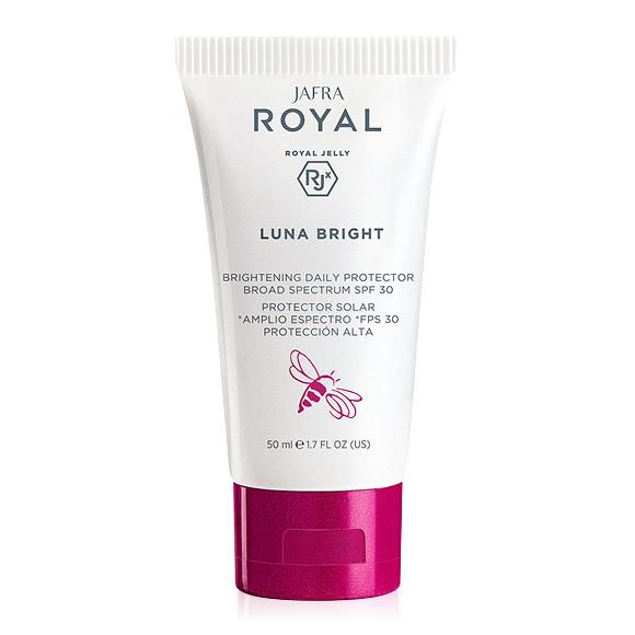 ROYAL Luna Bright Sonnenschutzcreme SPF 30 für strahlende Haut