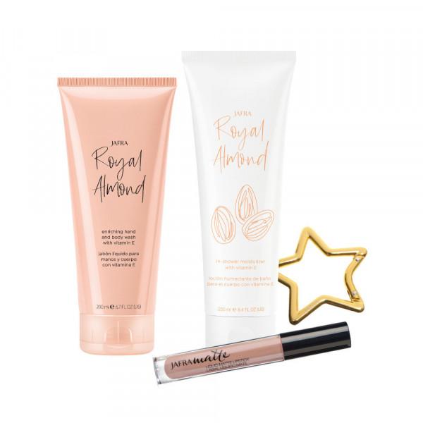 Almond Power Set - 2 Produkte plus optional 2 weiter Produkte plus Geschenke!