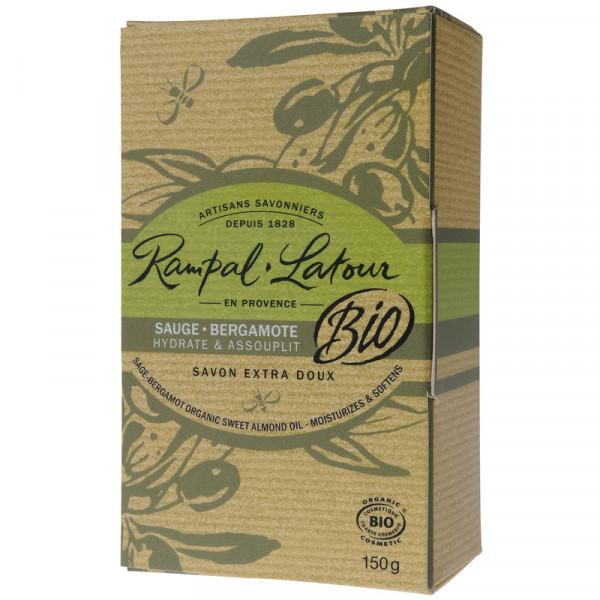 "Rampal Latour Bio-Seife ""Bergamotte"""