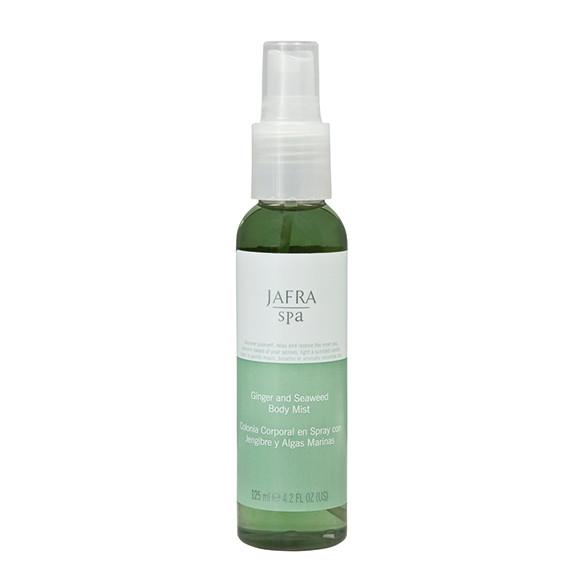 JAFRA SPA - Ingwer und Algen Körperspray